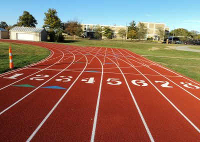 Cardinal Ritter Track Respray