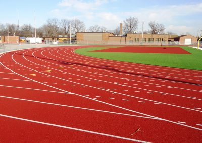 Freeburg Track