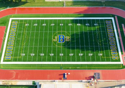 John Burroughs Football Field