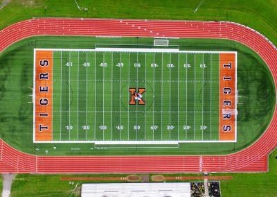 Kirksville Football Field