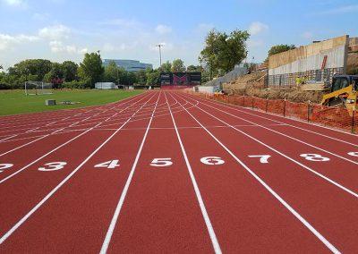 Maryville University Track