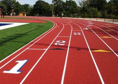 Washington Running Track